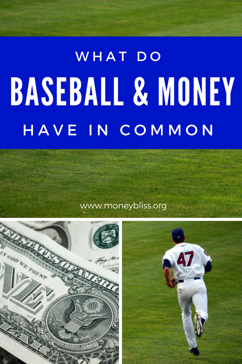 For the Chicago Cubs, this small achievement of winning the World Series didn't happen overnight. They have been planning for this time and held onto the same behavioral traits to reach success. So, what does baseball and money have in common? Find financial freedom. Get out of debt. Save money. Understand personal finance.