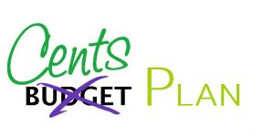 Cents Plan. Money Coach. Budget. Save Money. Get out of Debt. Personal Finance.