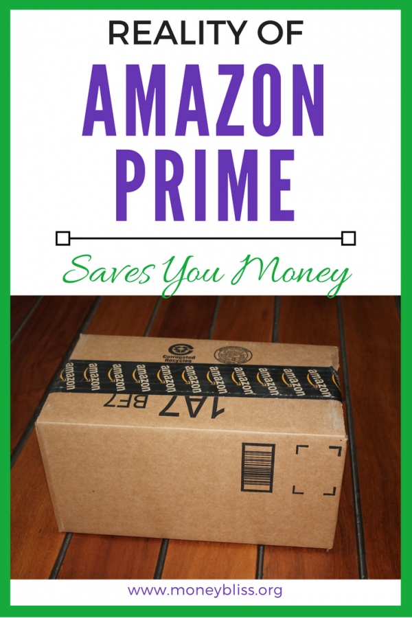 Online shopping is growing in leaps and bounds. Does Amazon Prime actually save you money? Besides two-day free shipping, what are all of the benefits? Learn how with a free trial. Make sure to check of all the benefits to make sure you are using the Amazon membership to the max. #onlineshopping #amazon #savemoney #frugal #moneytips