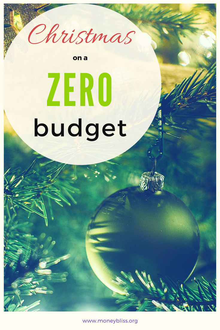How to Spend Zero at Christmas in a Materialistic Society. Christmas on zero budget. Giving. Creative ideas for Christmas presents. Spend very little money on Christmas.