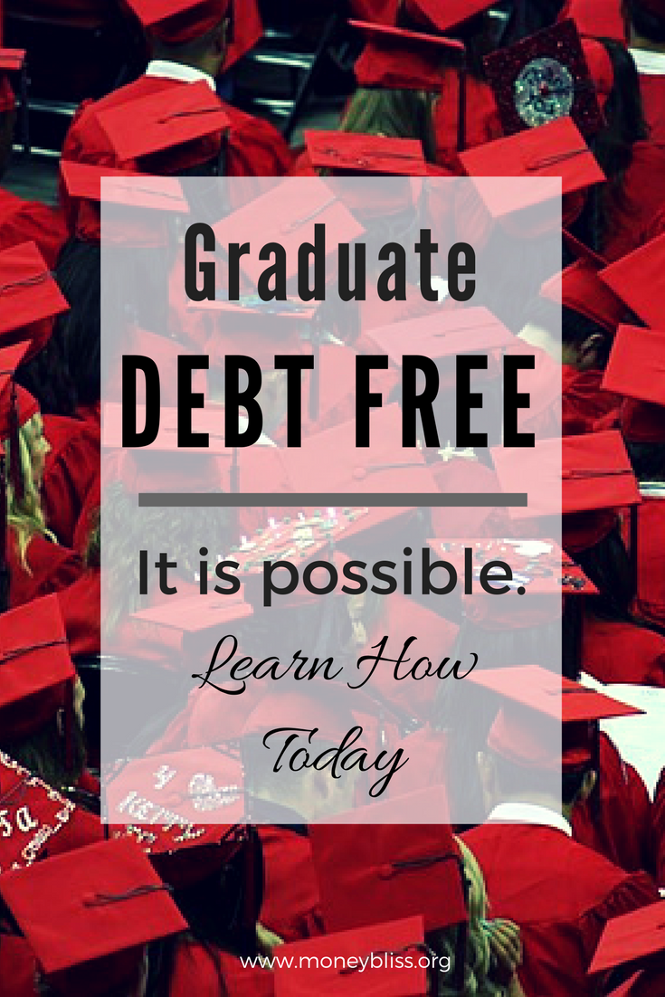 Graduate with no student loans? Completely debt free. It is possible. What is the Scholarship System? My review. Yes, the Scholarship System is legit and has saved families thousands of dollars. No Student Loan Debt Here. #college #scholarship #studentloans