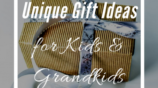 Unique Gift Ideas: Gift Giving That is More than Toys