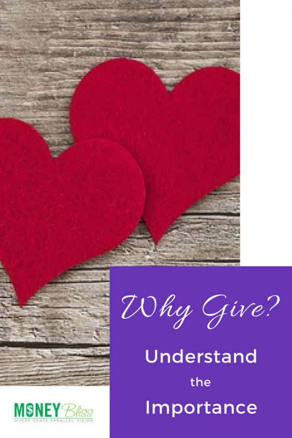 Why Give Money? Understand the importance. Giving. Why give when ends barely meet? Learn the importance.