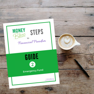 Money Bliss Step Guide #2. Emergency Fund. How to establish an emergency fund. Printables. Emergency Fund tracker. Tips to fund emergency fund fast. Printables.
