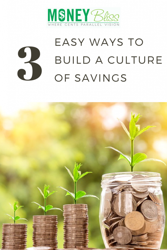 Learn the importance of saving culture. Understand the definition of how to build a culture of saving. Create the habits to start saving money. Find saving money ideas. Learn how to save money in your 20s. #millennial #personalfinance #savemoney