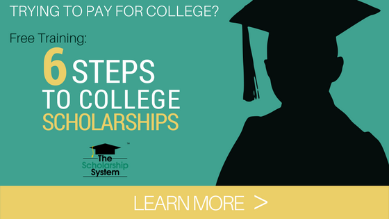 How too find scholarships