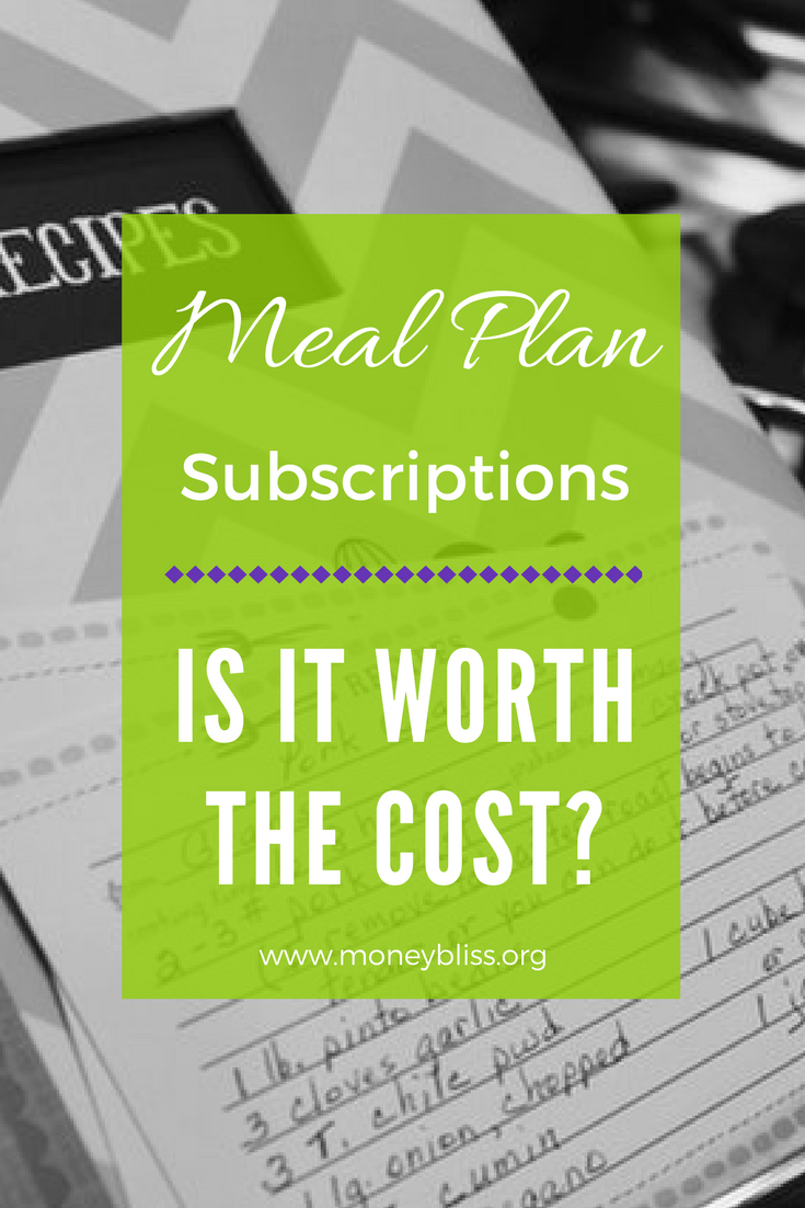 Have you ever searched for ideas on what to make for dinner? Just to find a million dinner ideas and frozen on what to do next. Whether you are meal planning on a budget or wanting a healthy meal plan or meal planning for families. Let's uncover and determine if meal plan subscriptions are worth the cost. #mealplanning #grocerybudget #savemoney