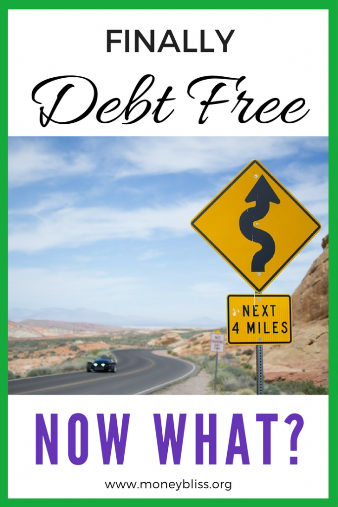 Finally, debt free now what? Learn about a debt free lifestyle. Understand what it is like to be debt free. How to live once you are debt free. How to avoid debt trap? Key tips to stay debt free and out of the debt trap for life. #debttrap #financialindependence #money