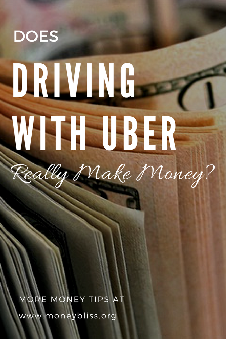 Does Driving with Uber Really Make Money? | Money Bliss