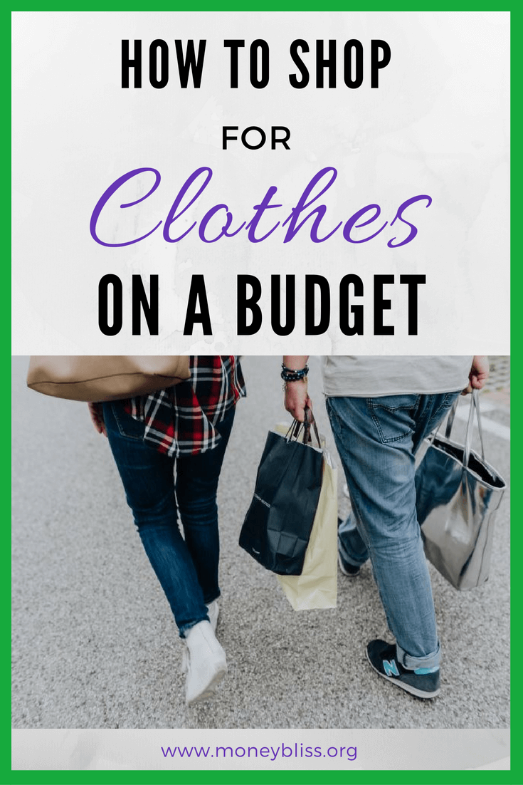 Ultimate guide to saving money when shopping for clothes on a budget. How to dress well without spending a lot of money. Beyond thrift stores, where is the best place to find outfits? Learn how to save money on your fashionable frugal style. #Fashion #savemoney #frugal #cheap