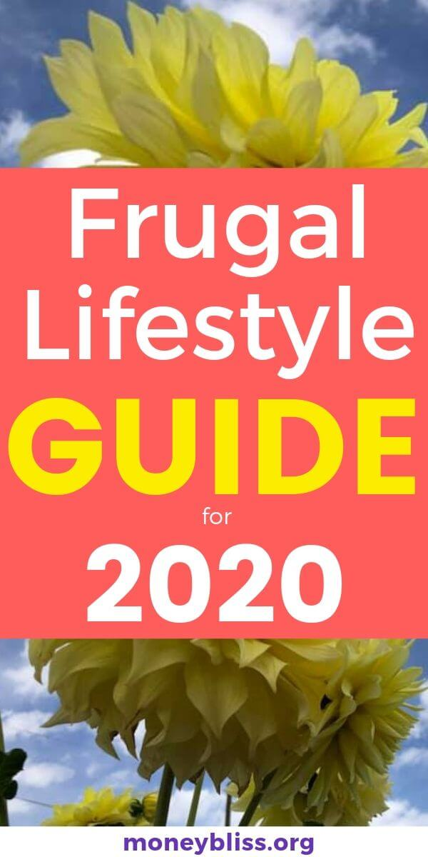 2020 is the year to start living a more frugal lifestyle. Take control of your finances to save money, pay off debt, or retire early. This frugal living guide is full of tips and tricks.