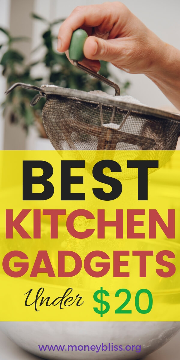 Must Have Kitchen Tools, Gadgets and Gizmos. These are essential for making healthy meals. Each one is practical and useful. #meals #groceries