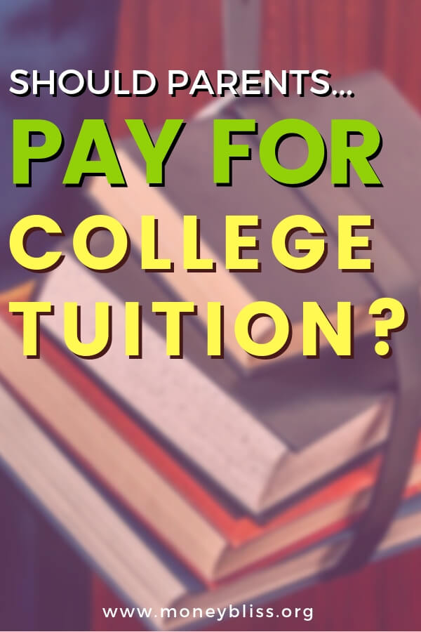 Should parent be saving for college tuition? Understand the truths of cost of education and rise in student debt. Is sacrificing your retirement worth putting your children first? Find full ride college scholarships for juniors and for seniors. Easy way to stay debt free!