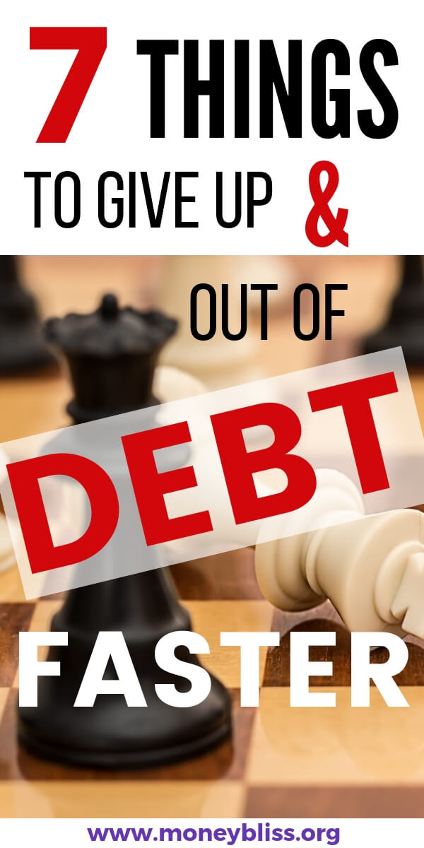Tips to get out of debt (credit card or student loans) when living paycheck to paycheck. Ideas on how to pay down debt fast. Advice that is true and helps any budget.