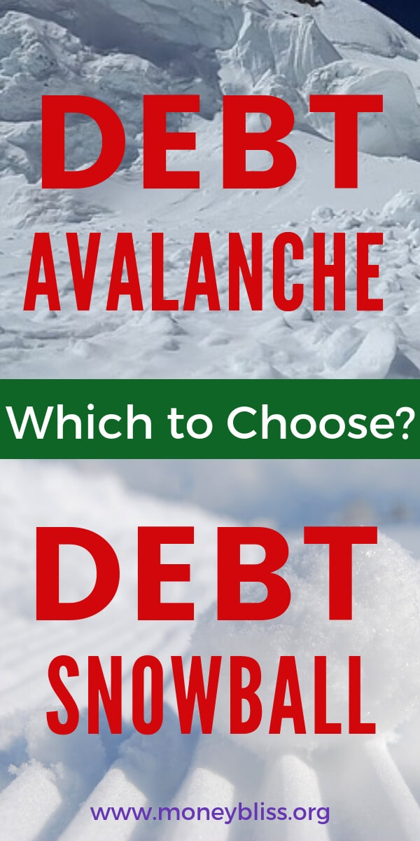 Debt snowball - is the Dave Ramsey method to pay off debt the only way? Use our calculators and figure out which method works for you. Start with free printable and worksheets to help pay off out debt. Debt snowball vs debt snowball explained.