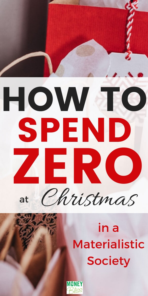 How to afford Christmas presents when you are broke? Learn the savvy ways to spend less money in a materialistic society and give real gifts. Find minimalism ideas for kids, for mom, for dad, for husband, for teens, for toddlers, or for friends!