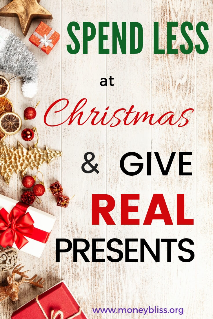 Saving money and Christmas - do those two words go together? Learn how to give awesome gifts for everyone your list and spend less. Find the perfect present and stick to your Christmas budget. These money saving ideas are perfect when living paycheck to paycheck.