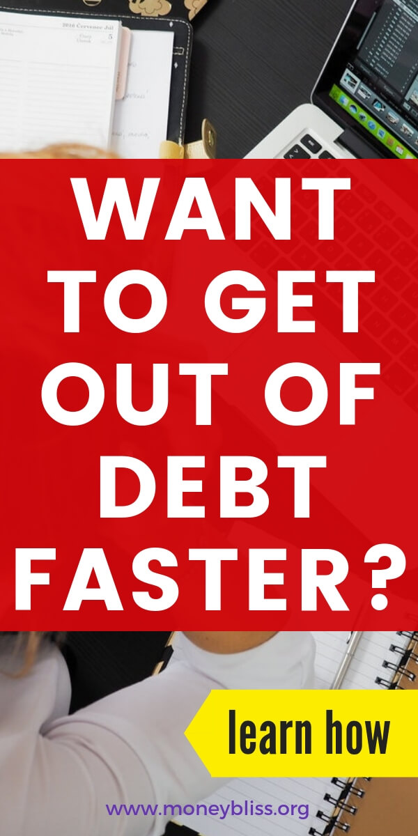 How to get out of debt fast. Get tips on personal finance. Budget, frugal living, and priorities is how to make it work.