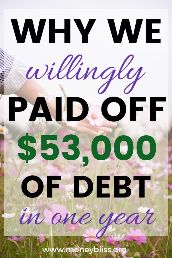 People who chose to get out of debt fast and on one income. Learn their debt free stories. Get tips, motivation, and ideas. Dave Ramsey is not the only way. #debtfree #finances #moneybliss