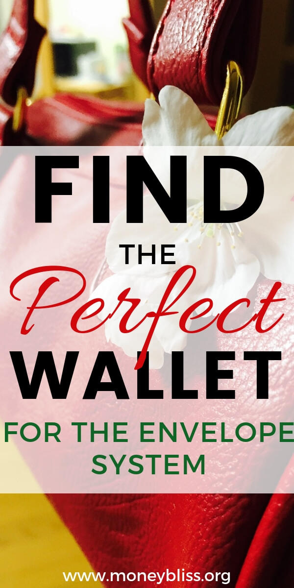 Ready to stick to your budget with the cash envelope system? Then, a cash envelope wallet is perfect for men and women. Find your perfect style on Etsy or amazon. Zippers or dividers - customize your wallet. #cash #moneybliss