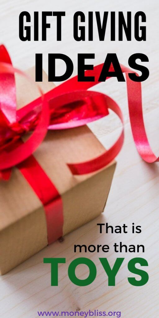 The best ideas for gifts that are more than just toys - perfect for kids or grandkids. The minimalist parent with thank you. Find the perfect unique gift idea for grandkids today!