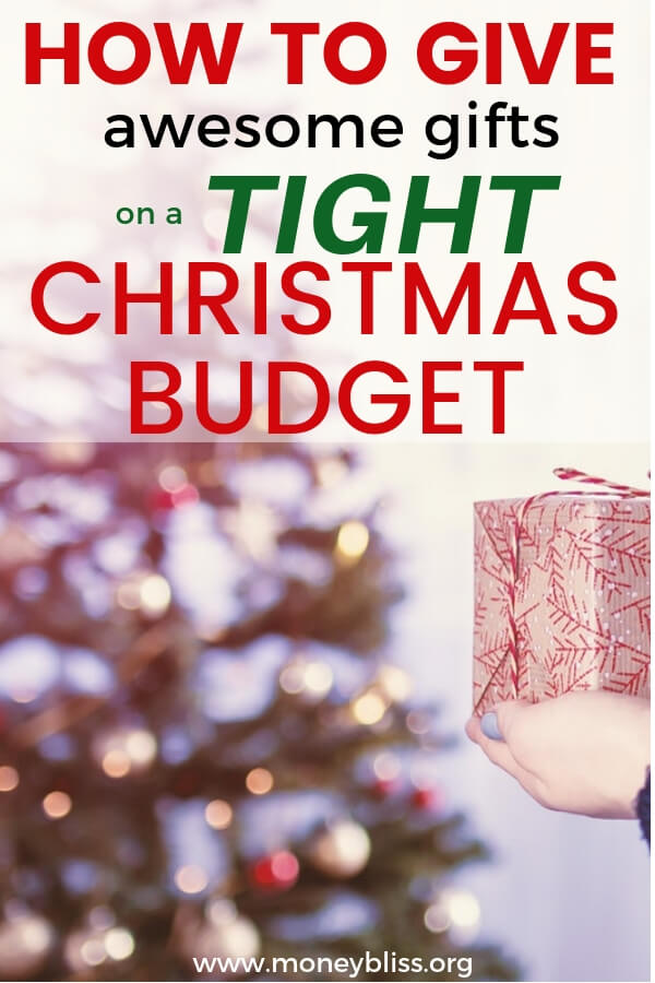 Tight Christmas budget this year? Check out this list of inexpensive or free presents that will impress. Get your awesome gift ideas. DIY or Free or inexpensive gifts - you choose.