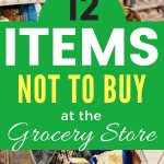 What food to avoid buying at the grocery store. Don't buy these Items at grocery store if trying to stay on a budget. What grocery food to buy at the grocery store on a budget. It is possible to do grocery shopping on a budget - even Healthy grocery shopping on a budget.