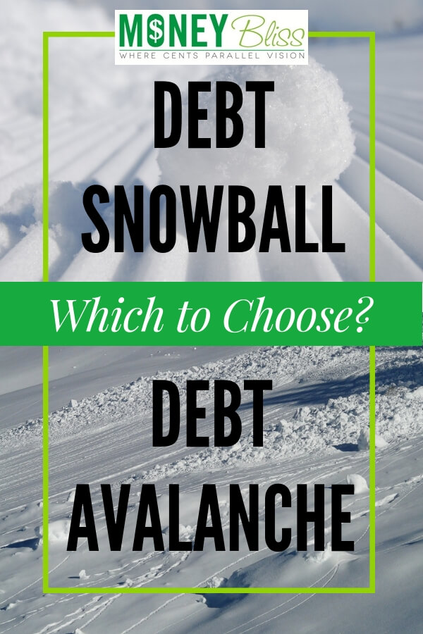 Why should you pay off debt? Debt snowball vs. debt avalanche vs debt stacking. Credit Card. Student Loan. Auto loan. Get out of debt. How To Pay Off Debt. Compare options to payoff debt. #debt #payoffdebt #moneybliss
