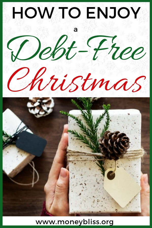 Get prepared for a debt-free Christmas. Start saving today. Use the Christmas Budget worksheet as a guide. Learn to pay cash at Christmas. How much should I save for Christmas? Learn how to enjoy a debt-free Christmas. Save money with the Christmas Budget Challenge.#christmas #debtfree #savemoney #challenge #moneybliss