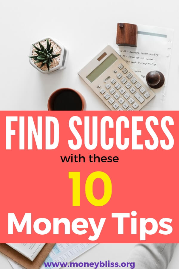 Money tips from the best personal finance bloggers from around the world. Learn to manage your money and not have money manage you. Change your financial future today. #finances #moneytips #moneybliss
