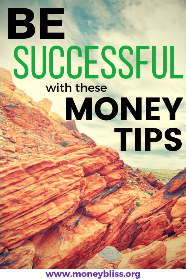 Find money tips and hacks to improve your personal finances. Learn to be successful with money and reach financial independence. #personalfinances #money #moneybliss