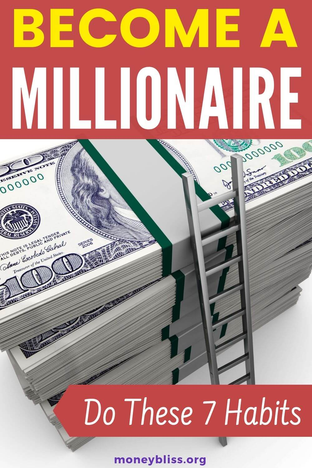 Learn how to become a millionaire. All it takes is knowing these millionaire habits. Change your money mindset and lifestyle today.
