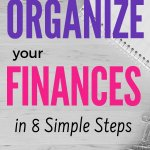 Organizing your paper and personal finances is crucial for financial success. Get organized so you can start paying your bill on time. Get our free printables to help you! No more paper clutter. Say yes to an organized financial life.
