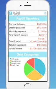debt payoff planner review