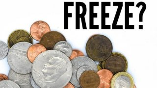 Ready for a Spending Freeze?