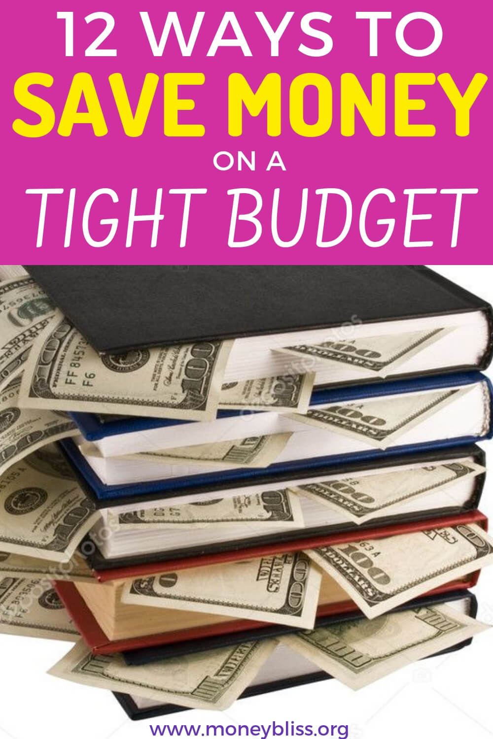 Need creative ways to save money when money is tight. Learn how to save money on a tight budget with these tips for your life. Saving money is easier than you can every believe. Start a money saving challenge or spending freeze to begin.