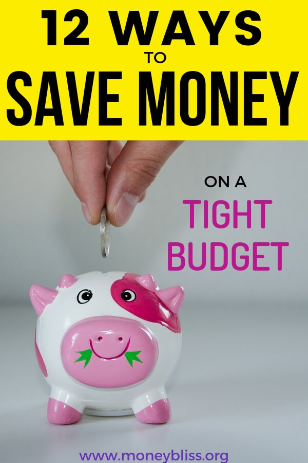 Saving money is tough when money is tight. It comes down to priorities. Learn how to save the money when the budget is tight. Paying off debt, starting an emergency fund, and reaching financial independence are easier than you thought.