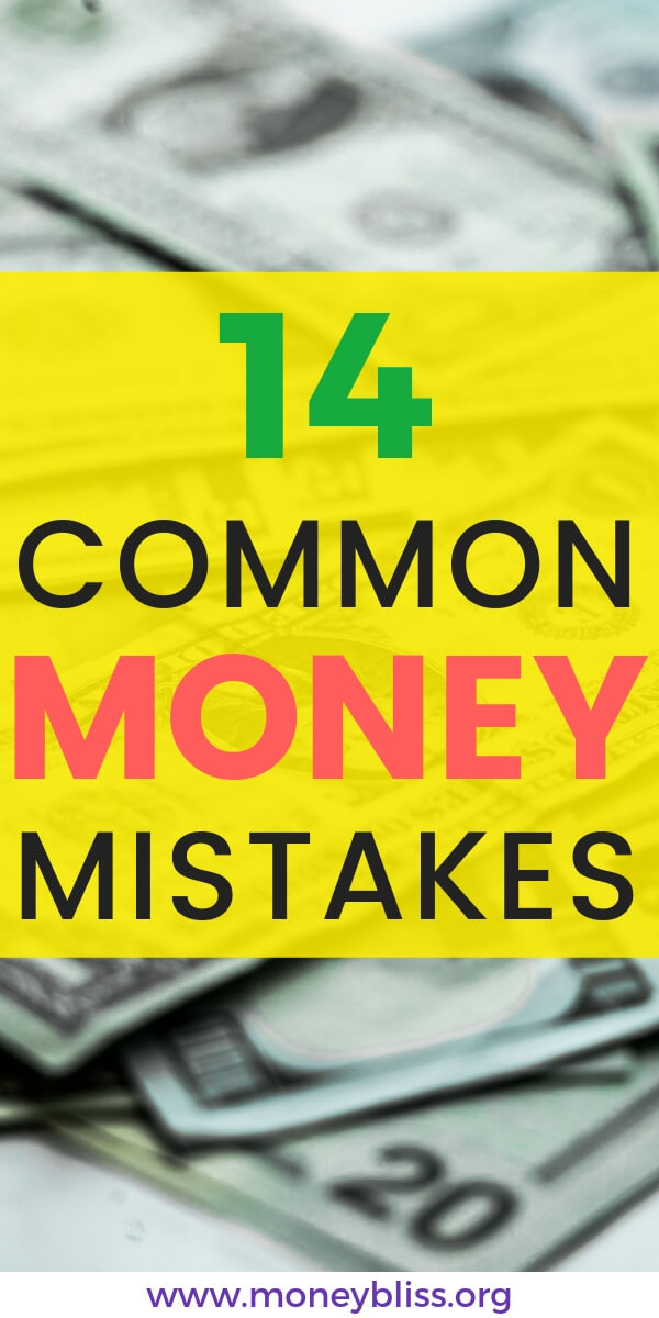 When paying off debt, saving money and trying to reach financial independence, you must avoid these common money mistakes. Get ideas on how to be successful with personal finances. Get tips to overcome with this post.