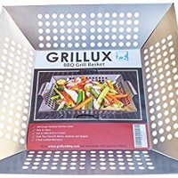 Vegetable Grill Basket - BBQ Accessories