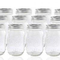 Ball Glass Mason Jars
