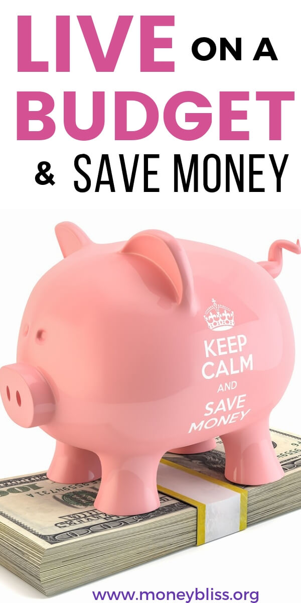 Learn how to save money on a tight budget. Use the envelope system, frugal living, food choices to become debt free and live life! Perfect for couples or families!