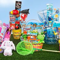 Easter Basket Stuffers @ Dollar Tree