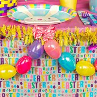 EGGstravaganza! Create Adorable Egg Table Garland