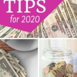 his post will cover all of the best money saving tips, ideas, and hacks for 2020. Penny pinching doesn't have to be embarrassing. These frugal living tips will change your finances and improve your budget. Follow frugal living with minimalist or to the extreme - that is up to you and your life. These life hacks are exactly what you need. - Money Bliss #frugalliving #savingmoney #hacks
