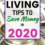 Use the best frugal living tips to save money in 2020! These life hacks are easy ways to start saving money. Simplilfy your life and become debt free. Plenty of simple ideas and tips to make sure you have extra cash in your budget.