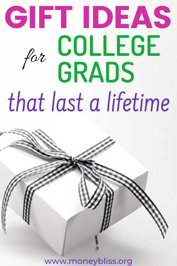 Find the perfect gift ideas for recent college. These are better than just simple money graduation gift ideas. Get ideas for him and her. These money lessons for recent graduates or millennials is perfect to find financial success.