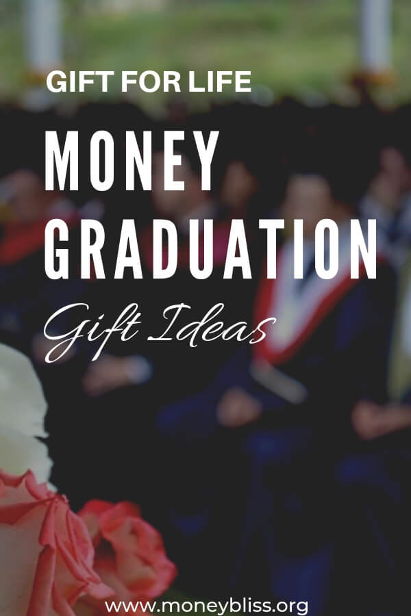 Looking for financial gifts that are better than cash? What will the recent high school or college grad find unique, cool, and trendy? From the list of graduation gift ideas, find the best gift you can give for life. Graduation gifts for him. Graduation gifts for her. Need a high school graduation gift. Teach kids about money. Money lessons for recent graduates. Find money graduation gift ideas. #gifts #graduation