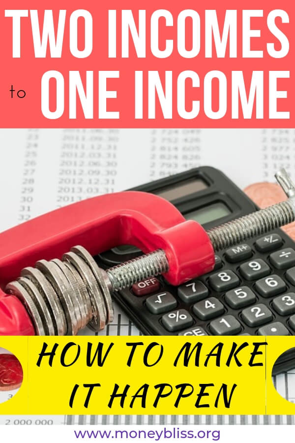 Too many people (moms especially) wonder if they can even afford to become a stay-at-home mom (or parent). Learn how to make it happen turn it into reality. Learn how to go from two incomes to one income.