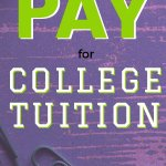 Who should pay for college tuition? Parents? Students? Find college tuition tips and guidance. Plus see how scholarships are becoming popular.