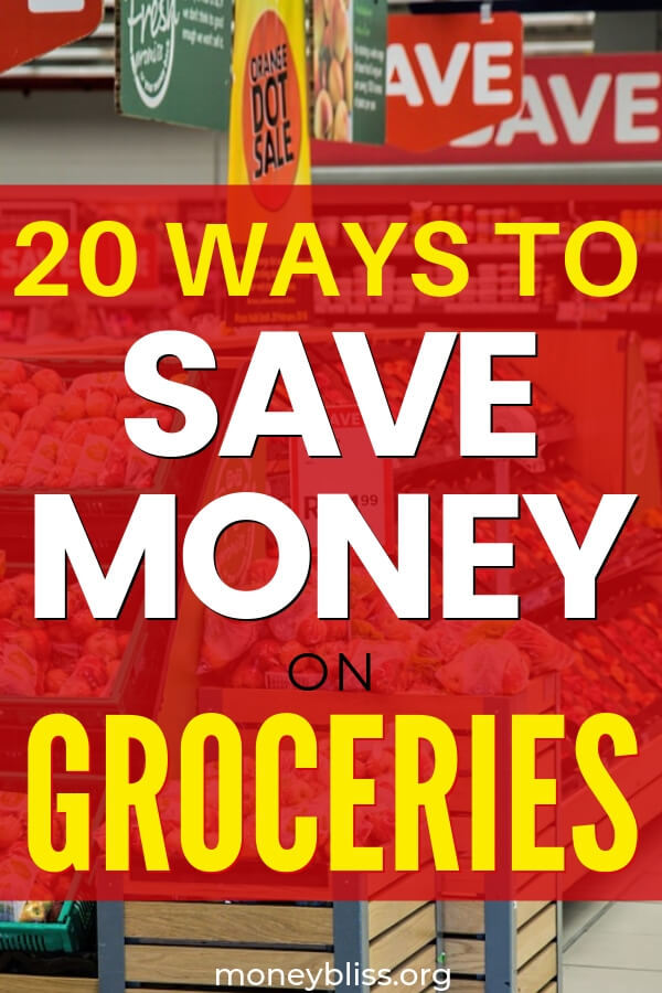 One part of frugal living is learning how to save money on groceries. With our free printable, learn what to pay for grocery items at the store. With these money saving tips, it is possible to eat healthy and without coupons.